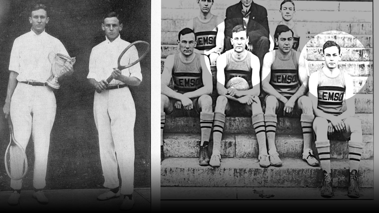 CLEMSON VAULT: The Erwin Brothers