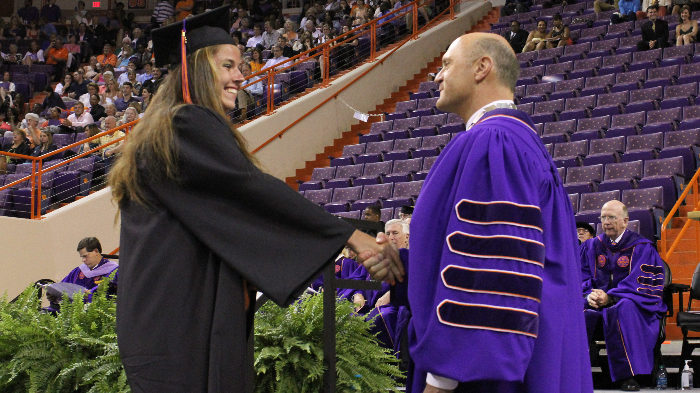 Fifty-Four Clemson Student-Athletes and Support Staff Earn Degrees