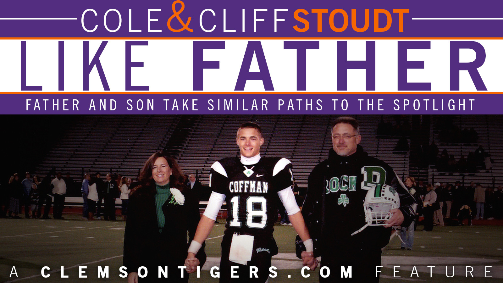 """Cole & Cliff Stoudt: """"Like Father"""""""
