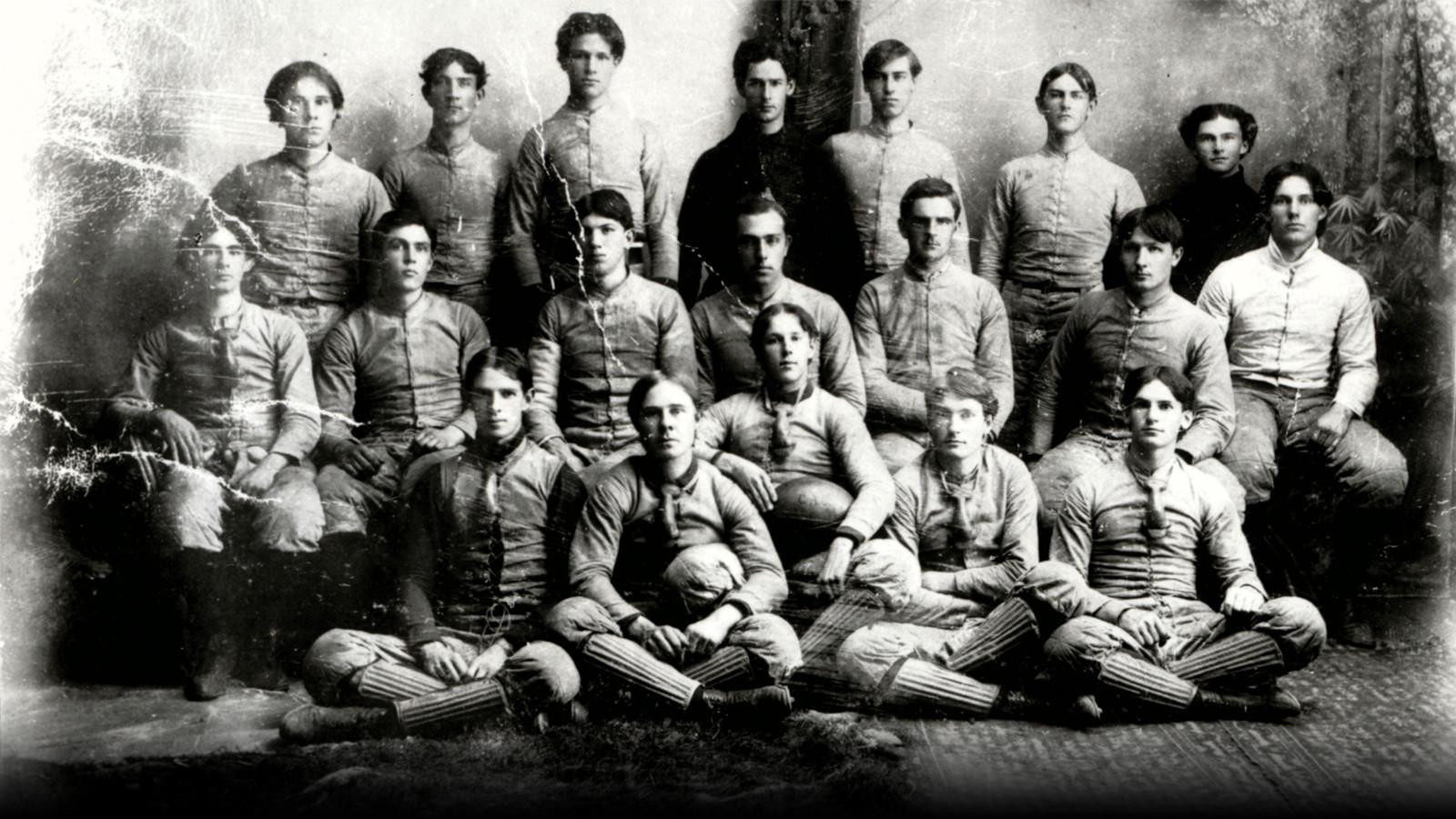 CLEMSON VAULT:  The First Football Game