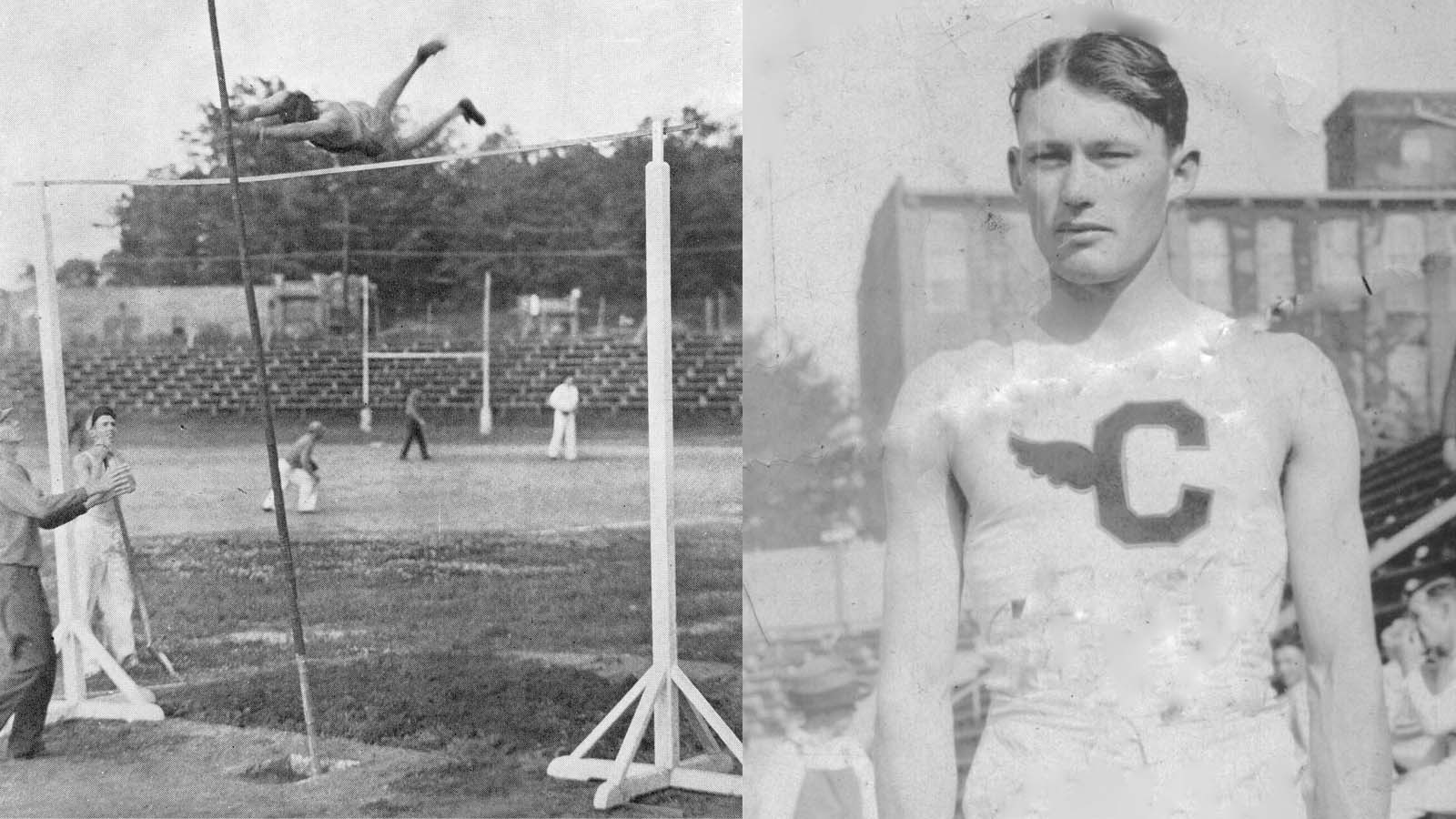 CLEMSON VAULT: Ross O'Dell, 1920's Track & Field Star
