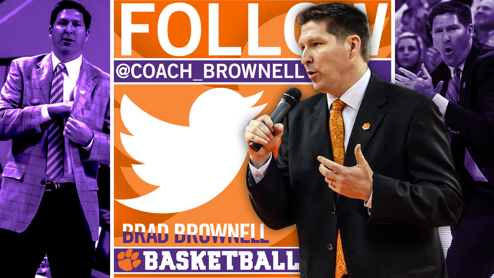 Brownell Joins Twitter
