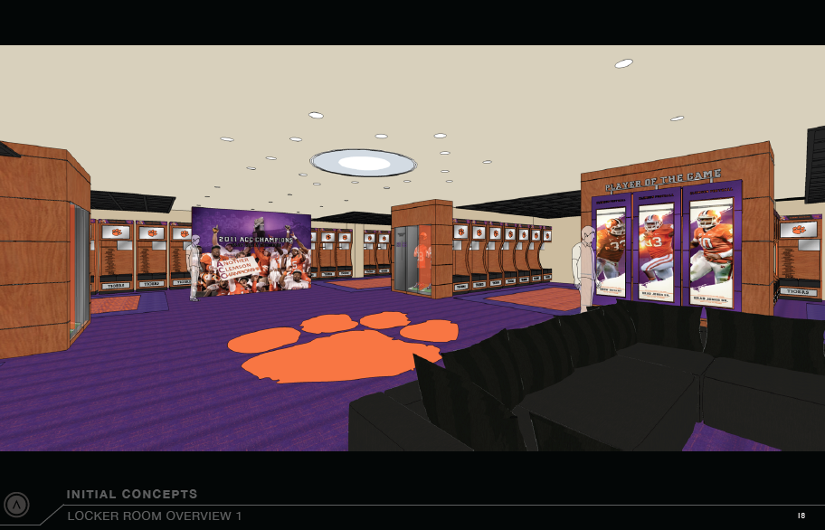 """Football Renovations: """"Best Is The Standard"""""""