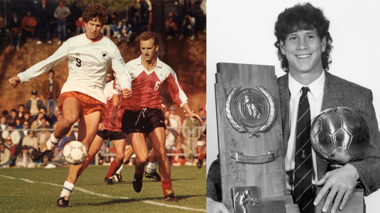 Clemson Vault: Bruce Murray and the 1990 World Cup
