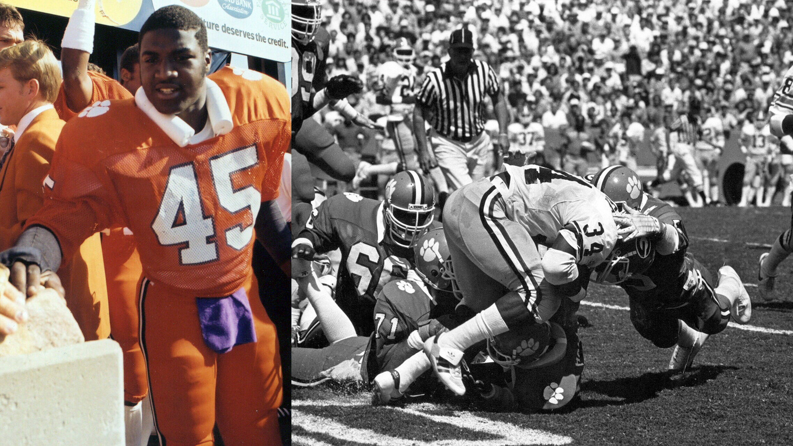 Clemson Vault: Jeff Davis and the 1981 Defense