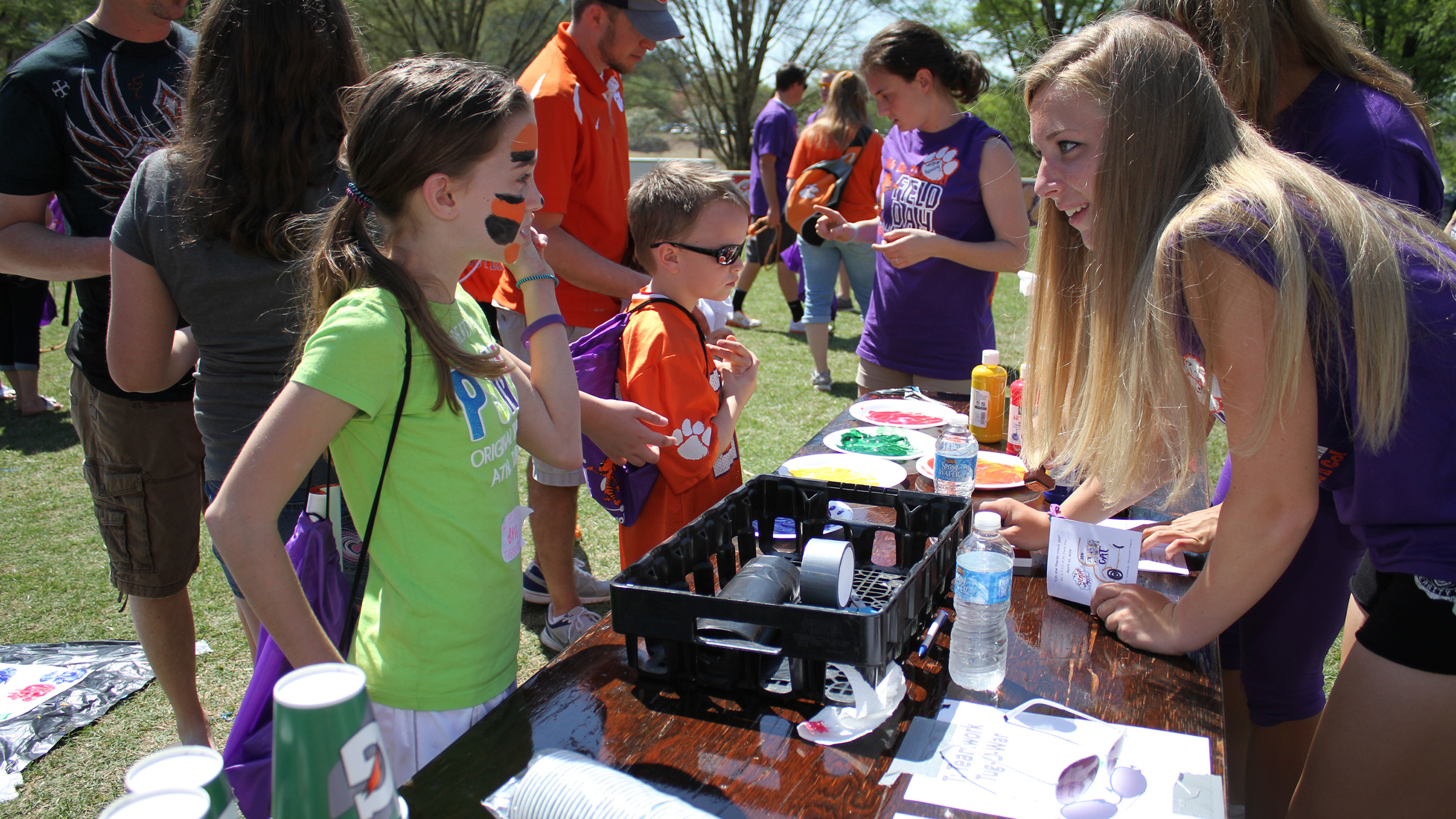 VIDEO: 2014 Be a T.I.G.E.R! Field Day