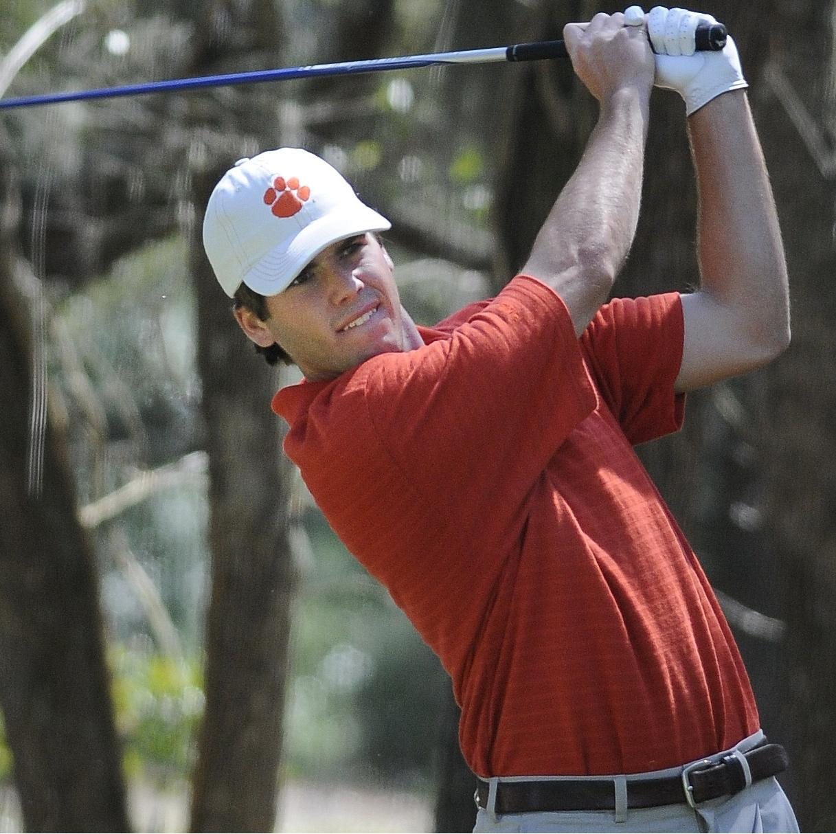 Former Tigers Martin, Hoey at The Open