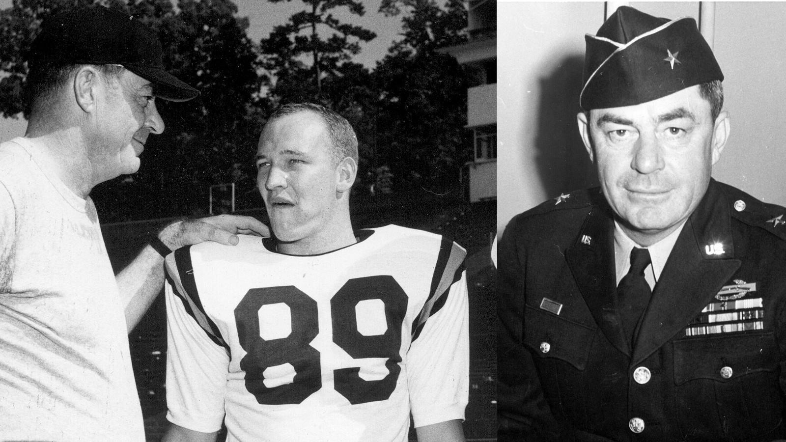 Clemson Vault: Coach Bob Jones, The General