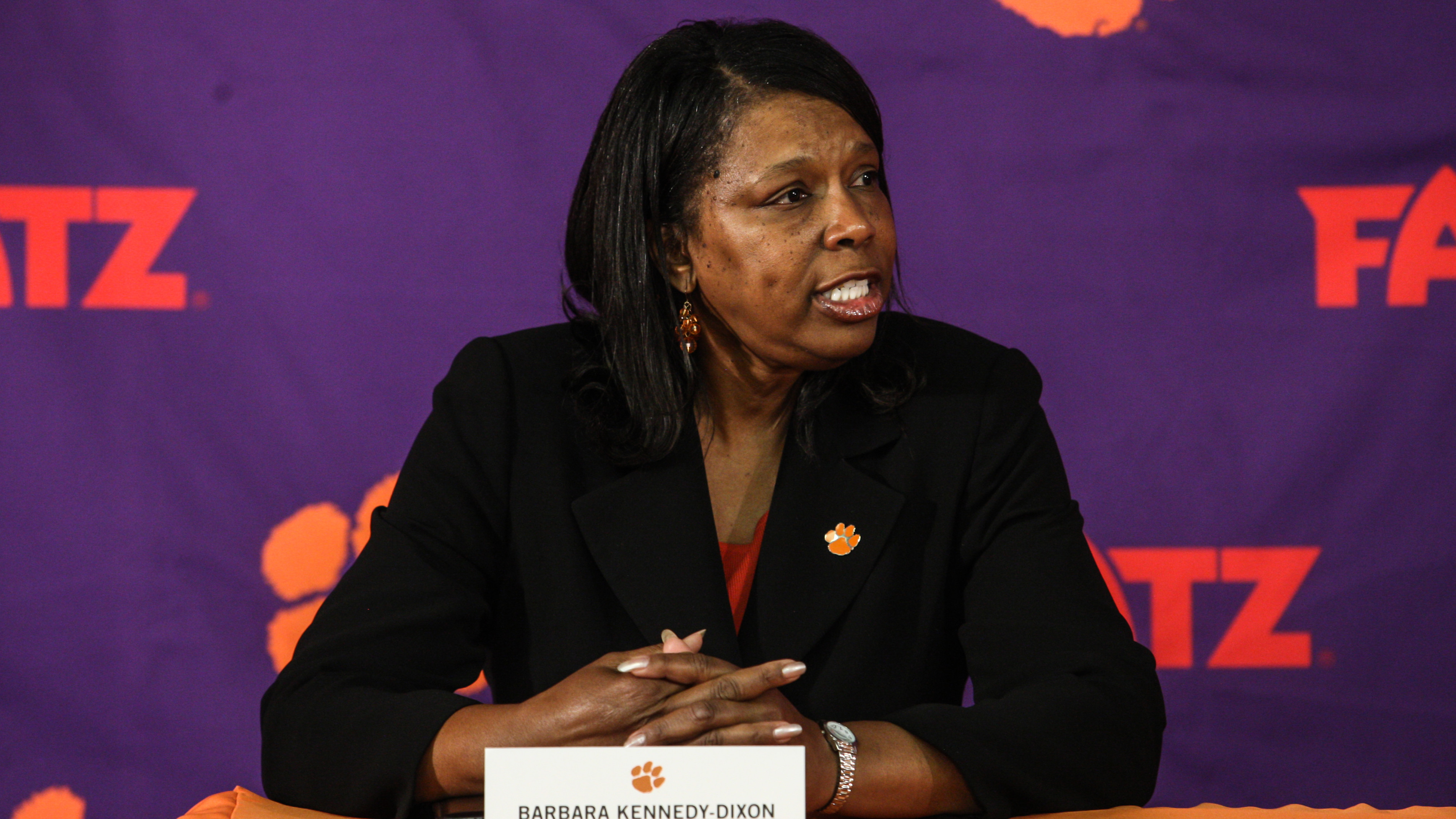 Kennedy-Dixon Named Special Assistant to AD