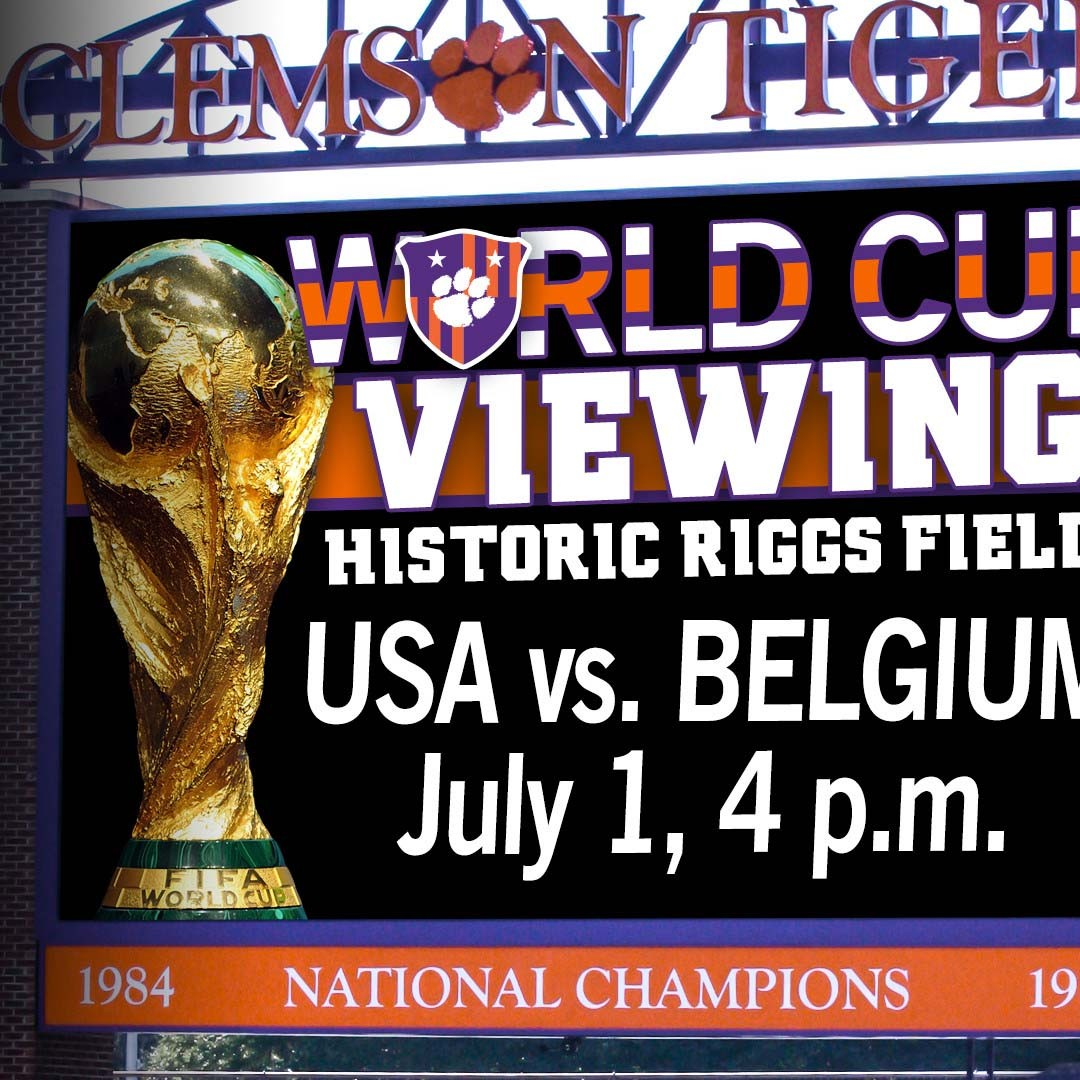 Watch USA vs. Belgium World Cup Match at Riggs Tuesday