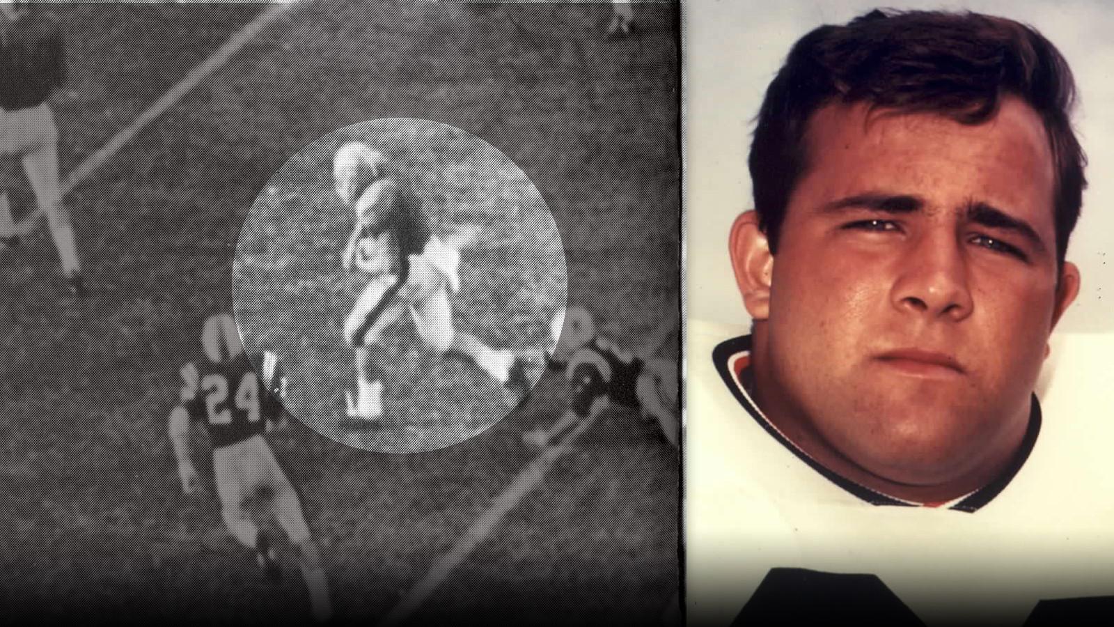 Clemson Vault: Harry Olszewski, Tiger All-American