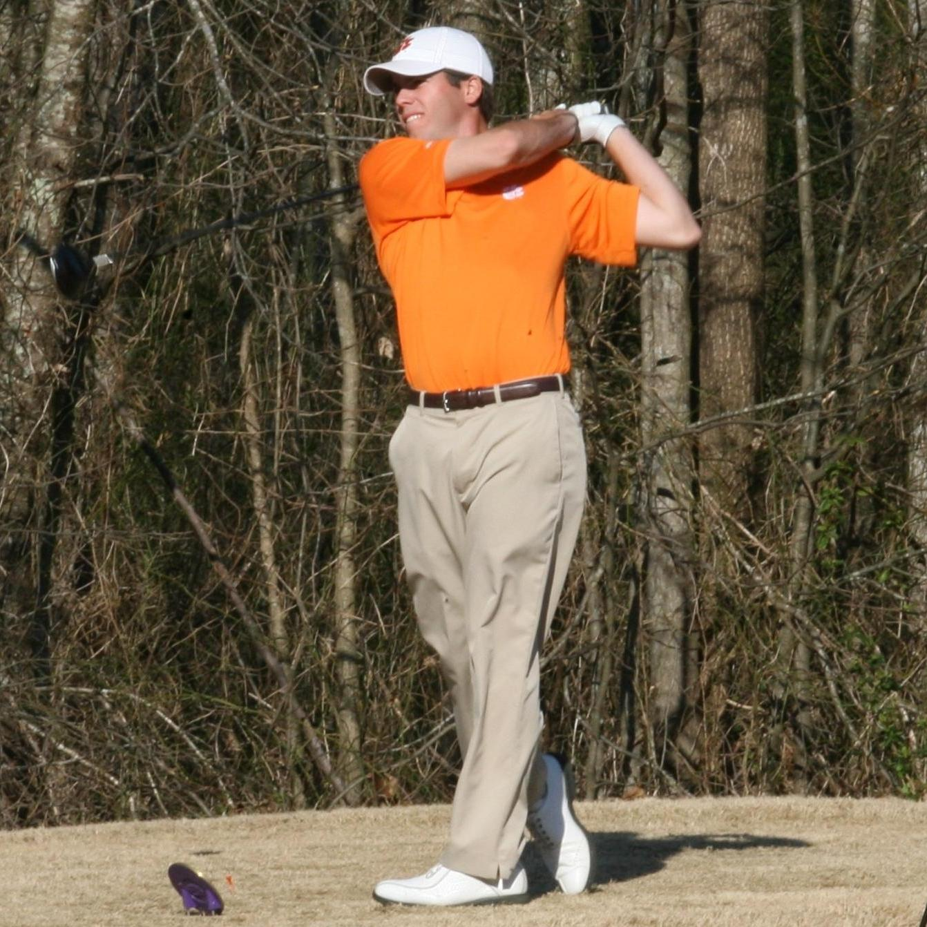 Martin Ready for Second Masters