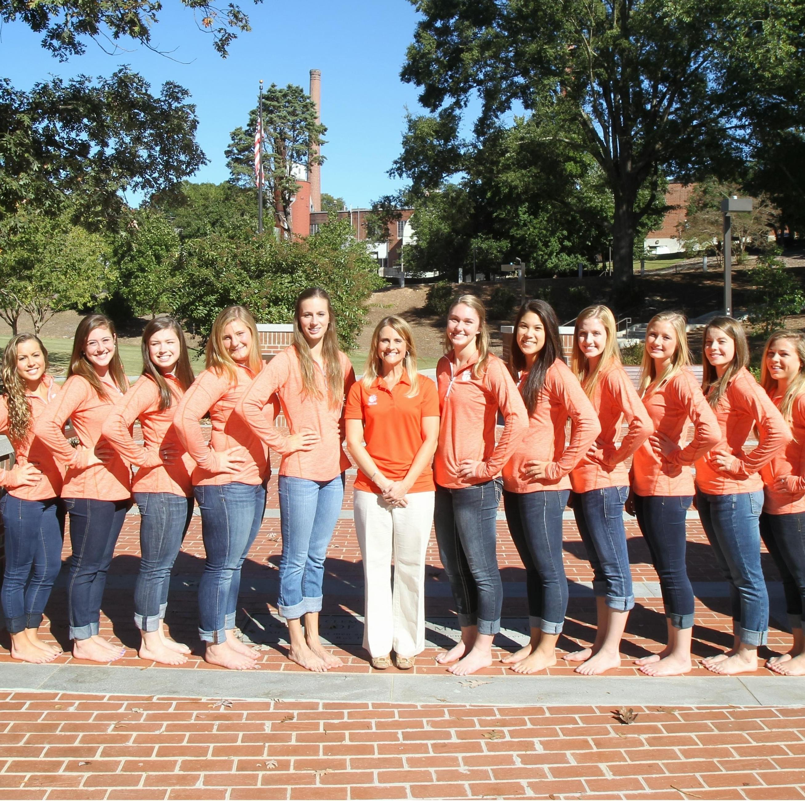 Clemson Diving Named CSCAA Division I Scholar All-America Team