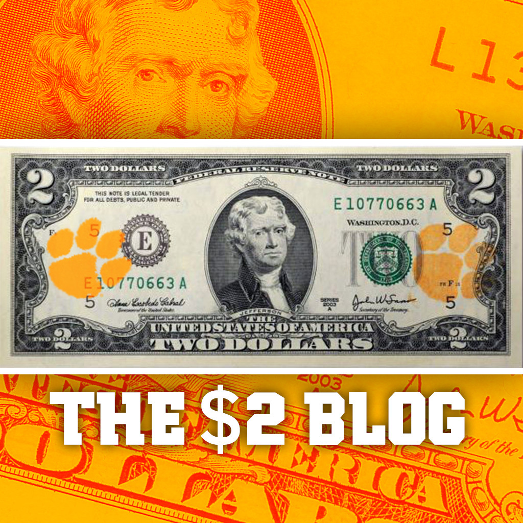 "Welcome to ""The $2 Blog"""