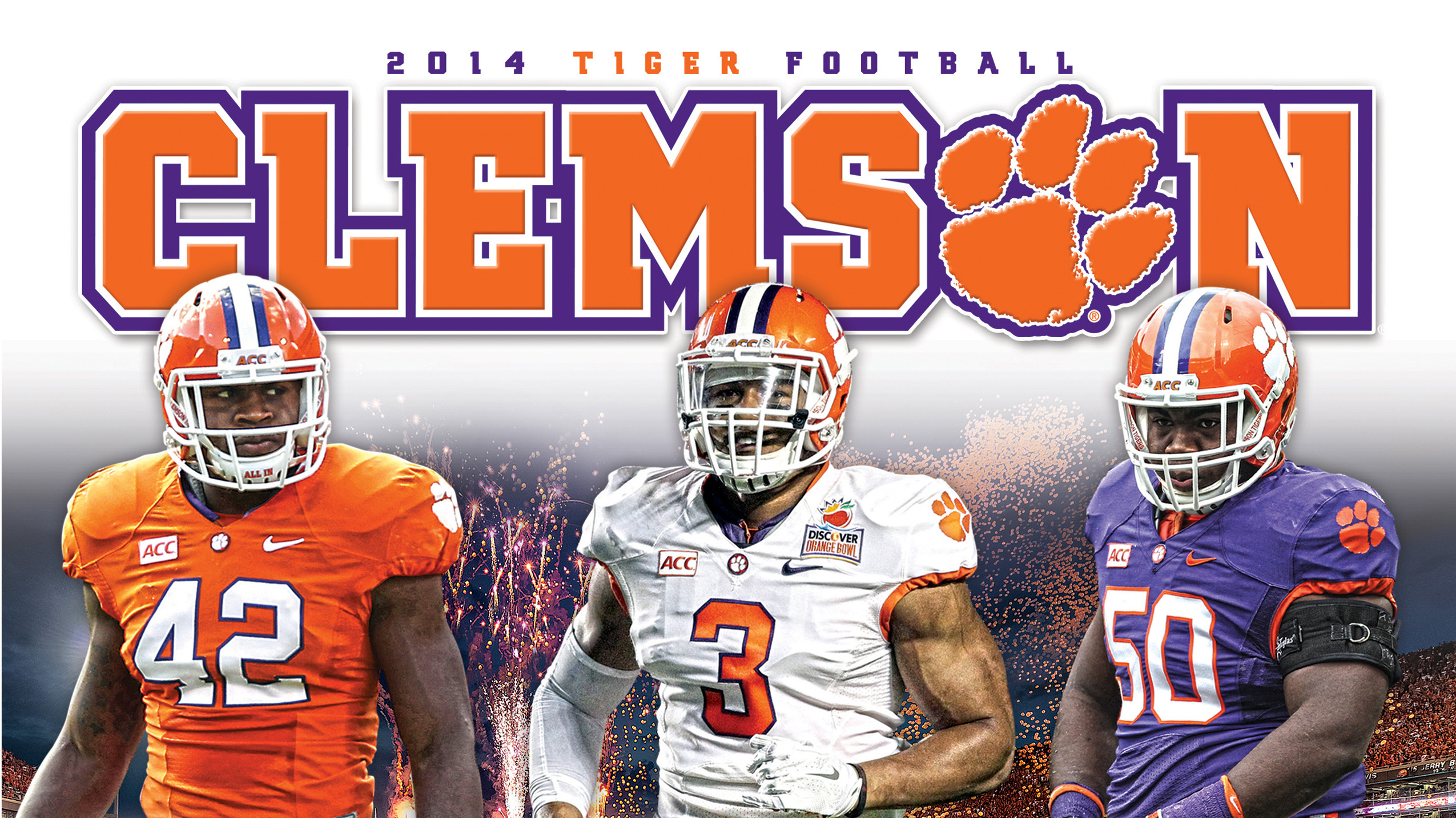 2014 Clemson Football Media Guide Now Available