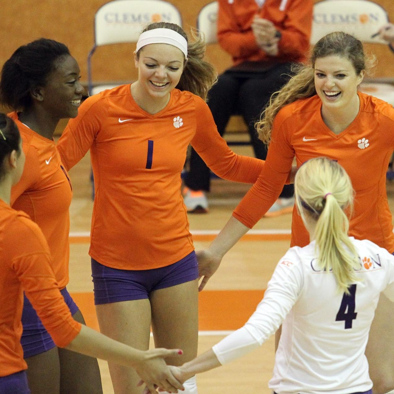 2014 Volleyball Schedule Released