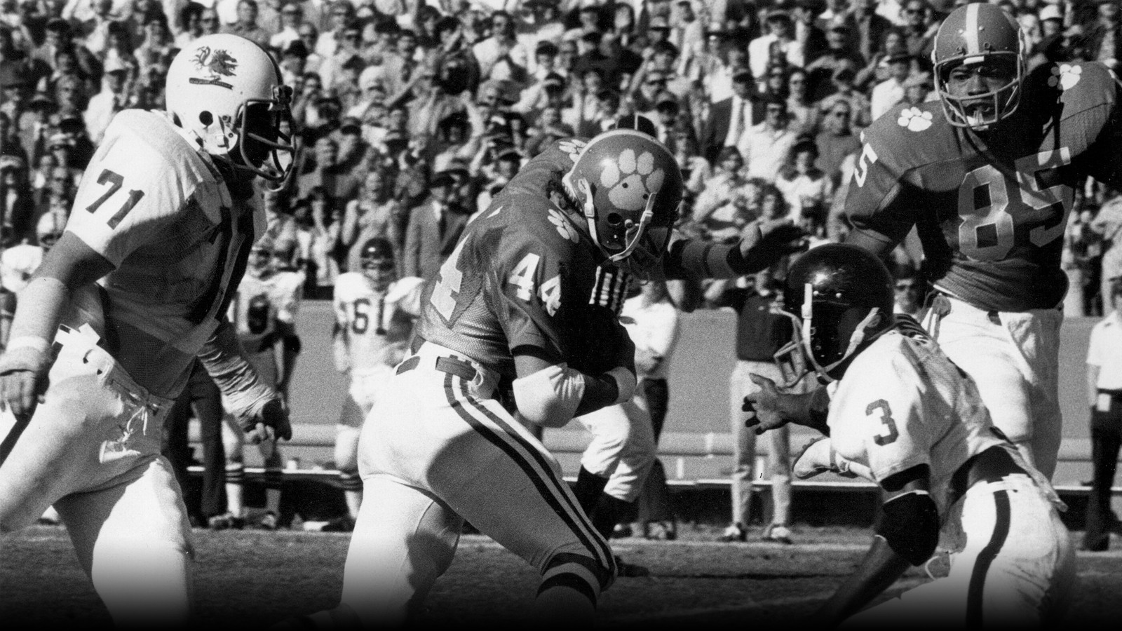 Clemson Vault: Excitement Galore, Clemson Football ?74
