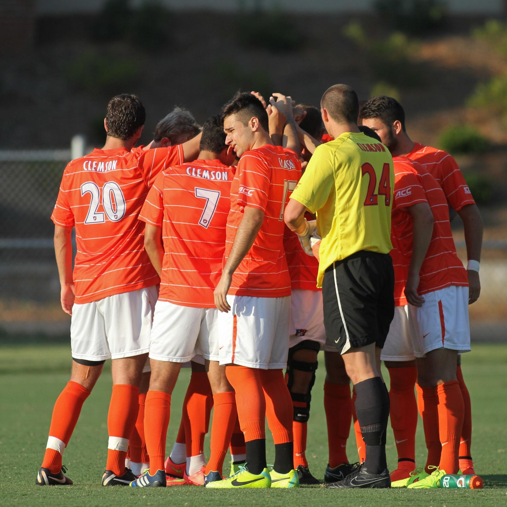 Clemson Knocks Off Campbell 2-0