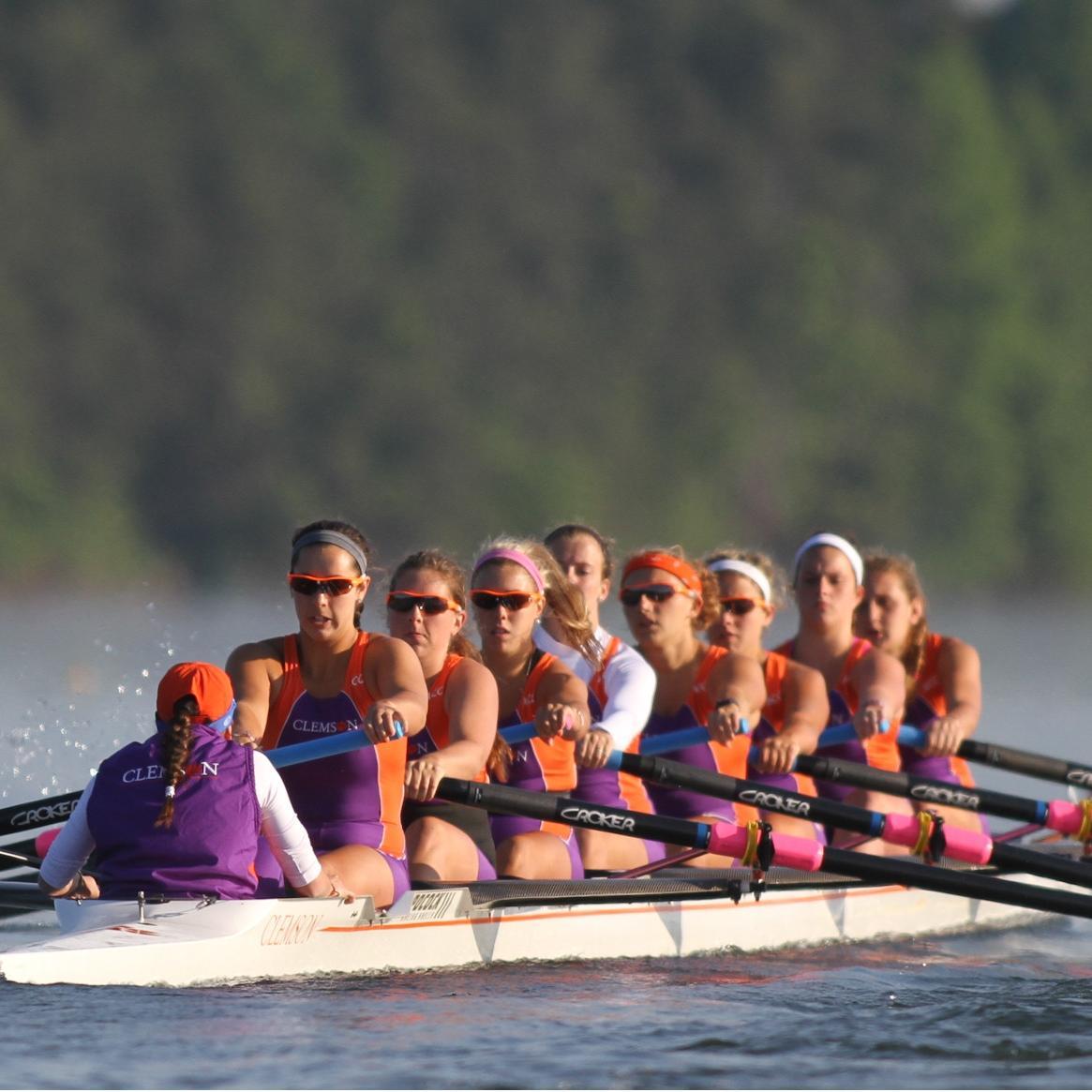 Meet the Rowing Freshman Class