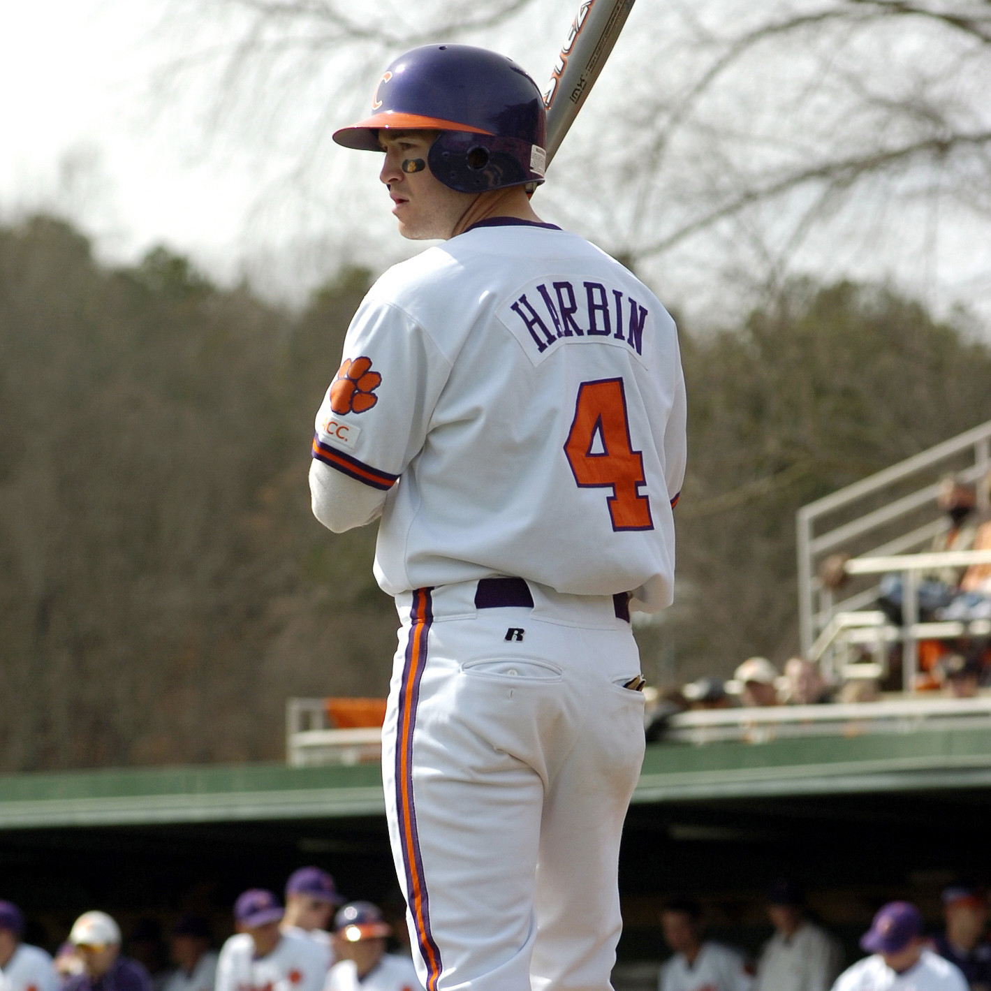 Harbin Returns to Clemson