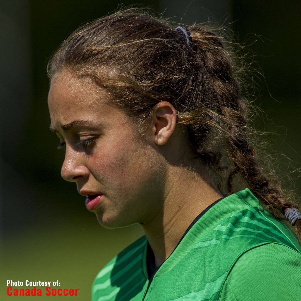 Sheridan at U-20 Women's World Cup