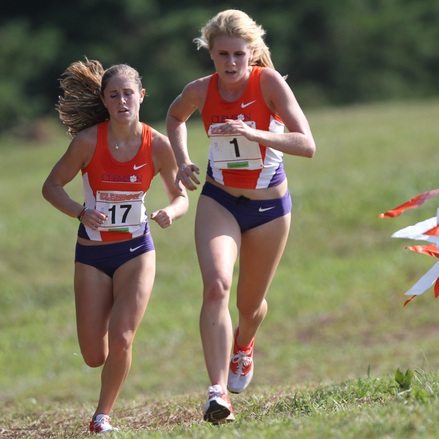 Both Tiger Teams Fourth at Furman