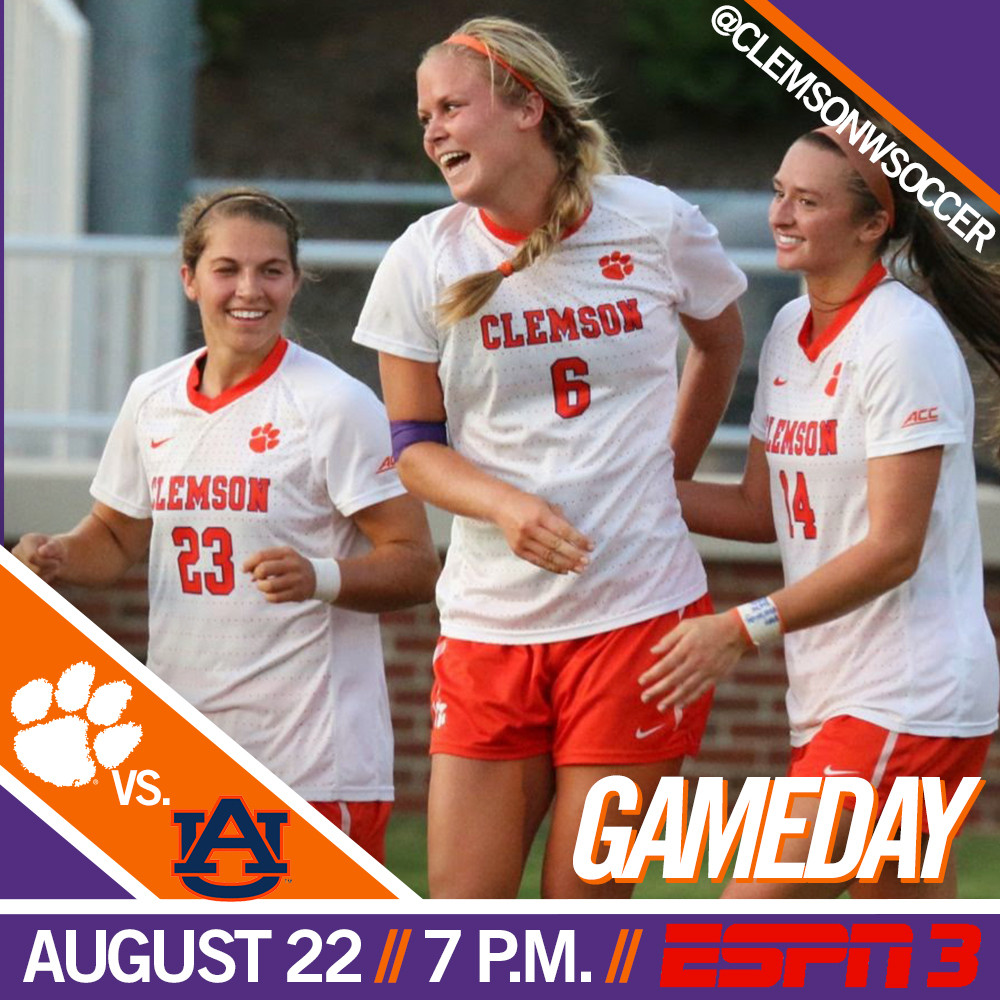 Tigers Host Auburn Friday in Regular Season Opener