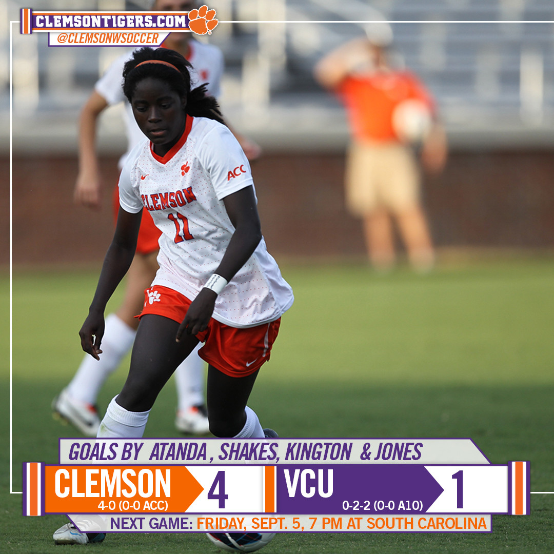 Tigers Defeat Rams 4-1, Improve to 4-0