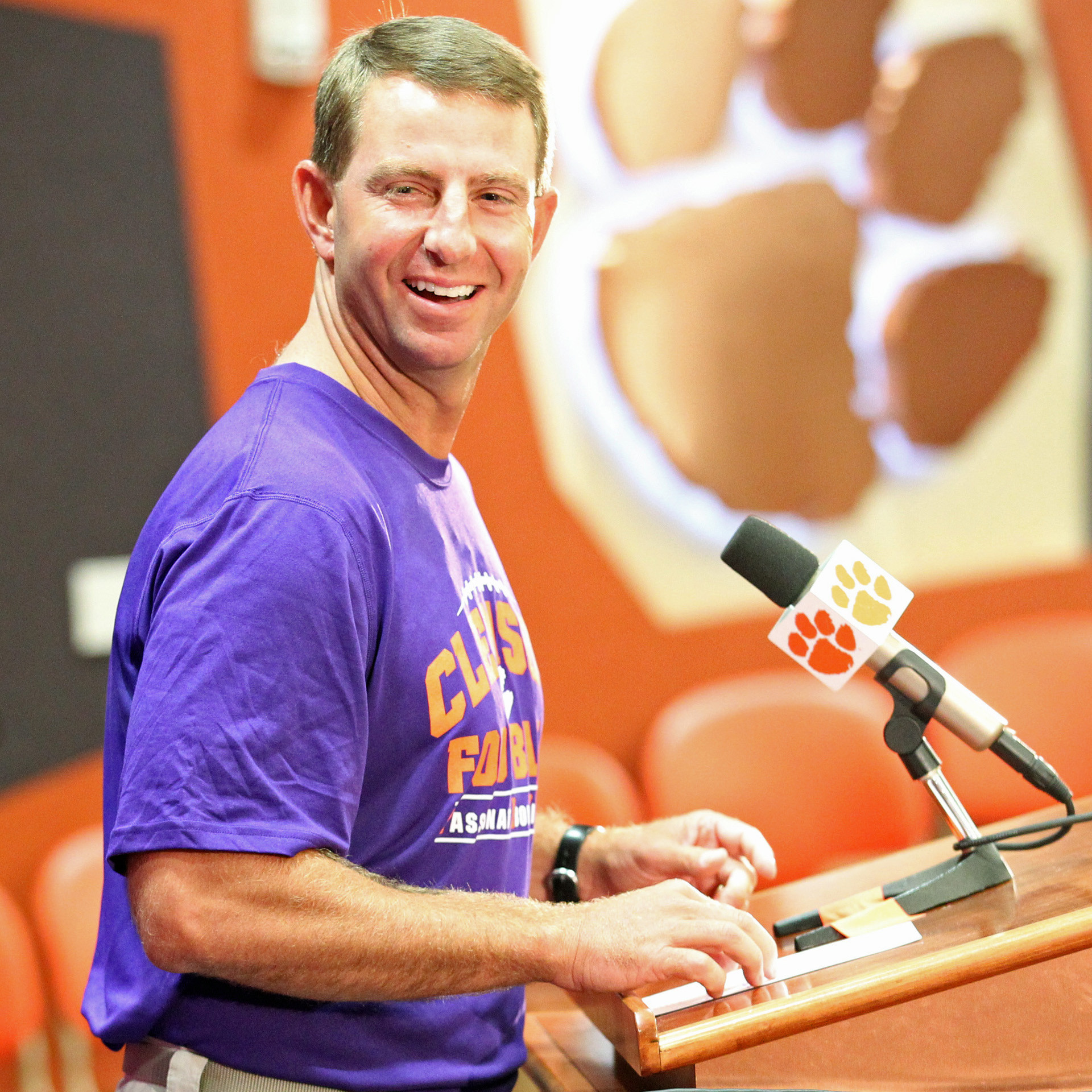 Swinney's Tuesday Press Conference