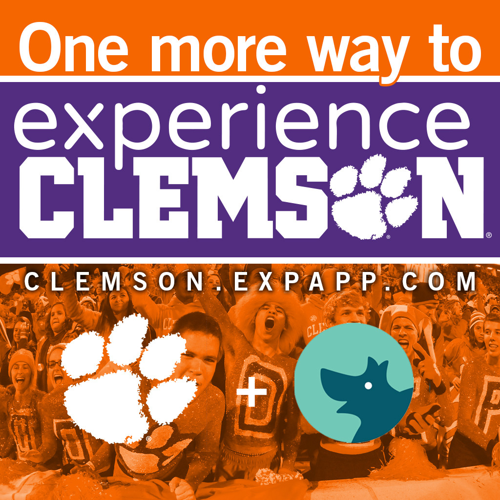 Clemson Debuts New Fan Experience Technology at Fan Day