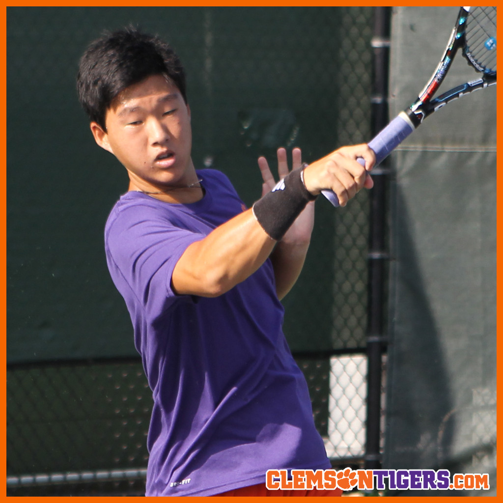 Aug. 1 Update: Clemson Men's Tennis Summer 2014 Results