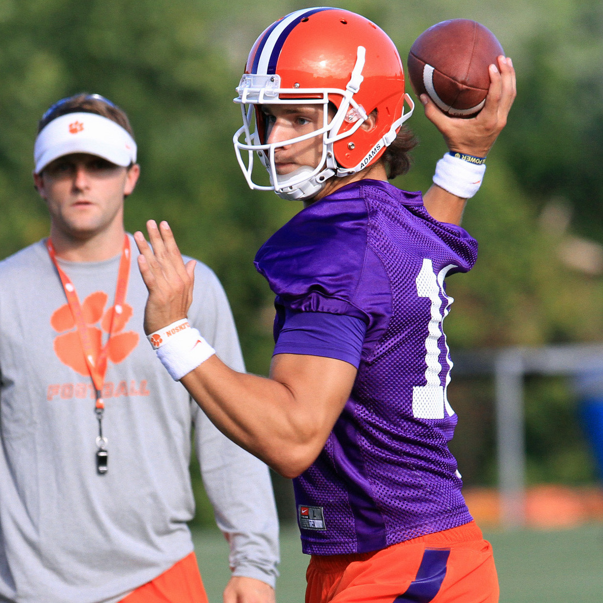 Offensive Cohesion Should Ease Stoudt?s Transition as Starter