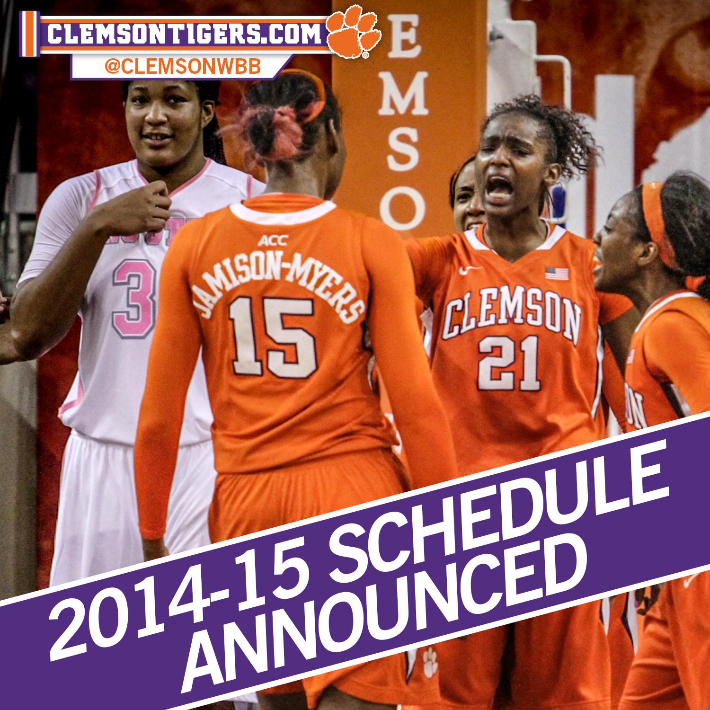 Women's Hoops Announces Schedule