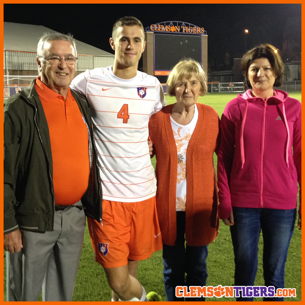 #ClemsonFamily || Shannon Family Visits from the U.K.