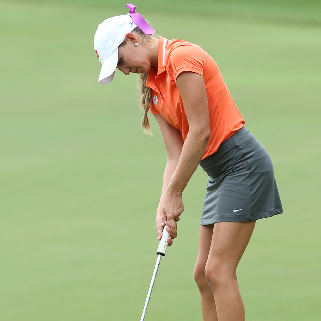 Tigers in 15th After Two Rounds in Gainesville