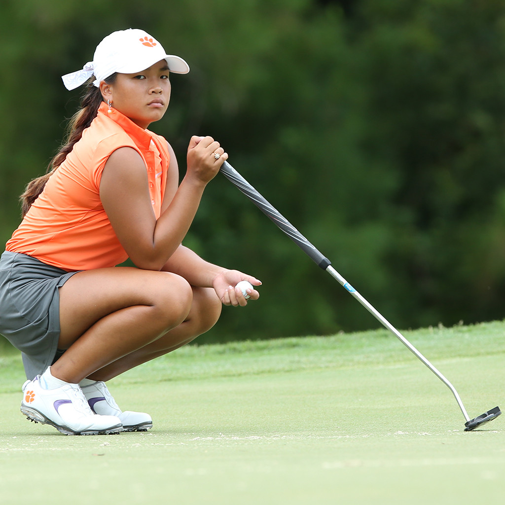 Hoang in 13th Place after Opening 73