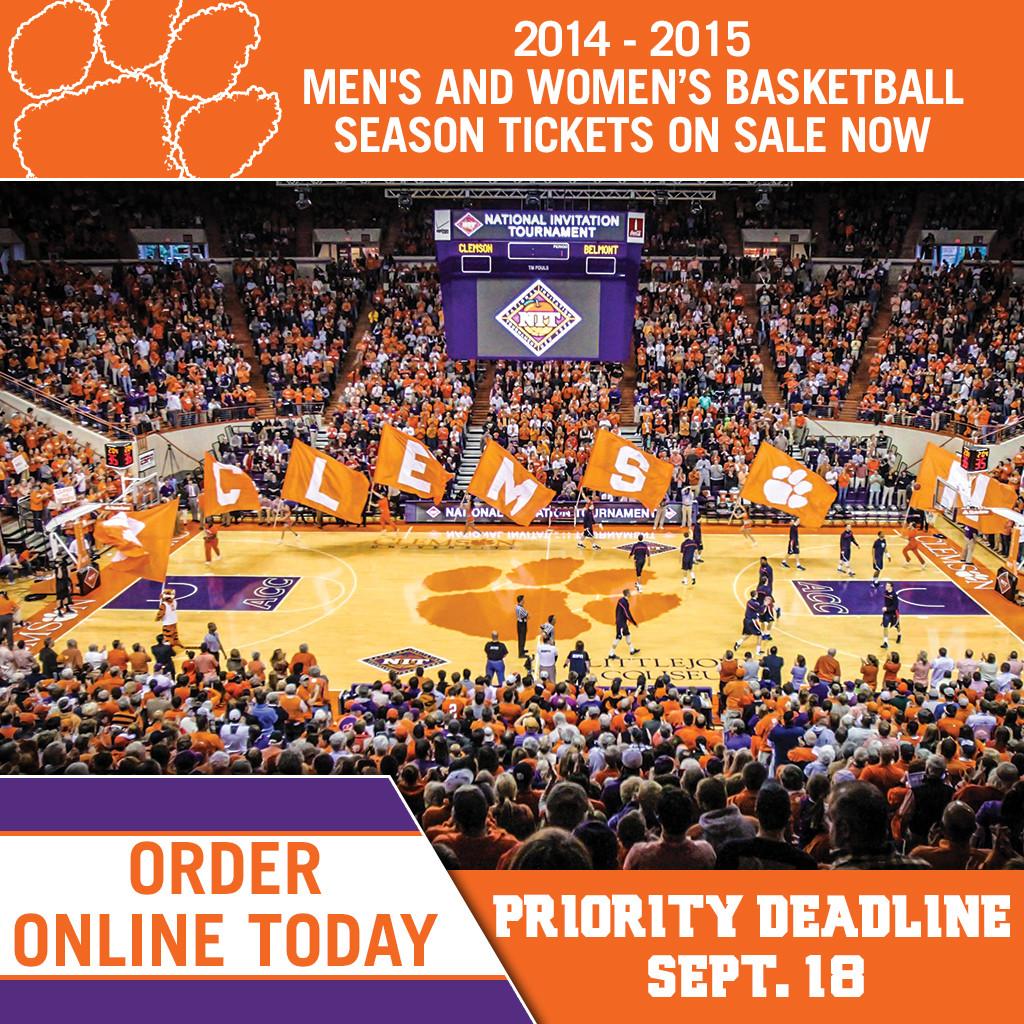 Basketball Season Ticket Priority Deadline Thursday