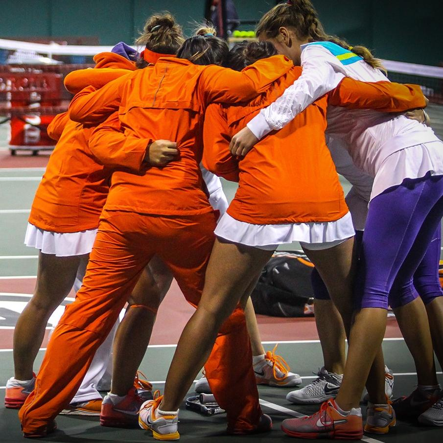 Tigers to Compete in the USTA Collegiate Clay Court Invitational