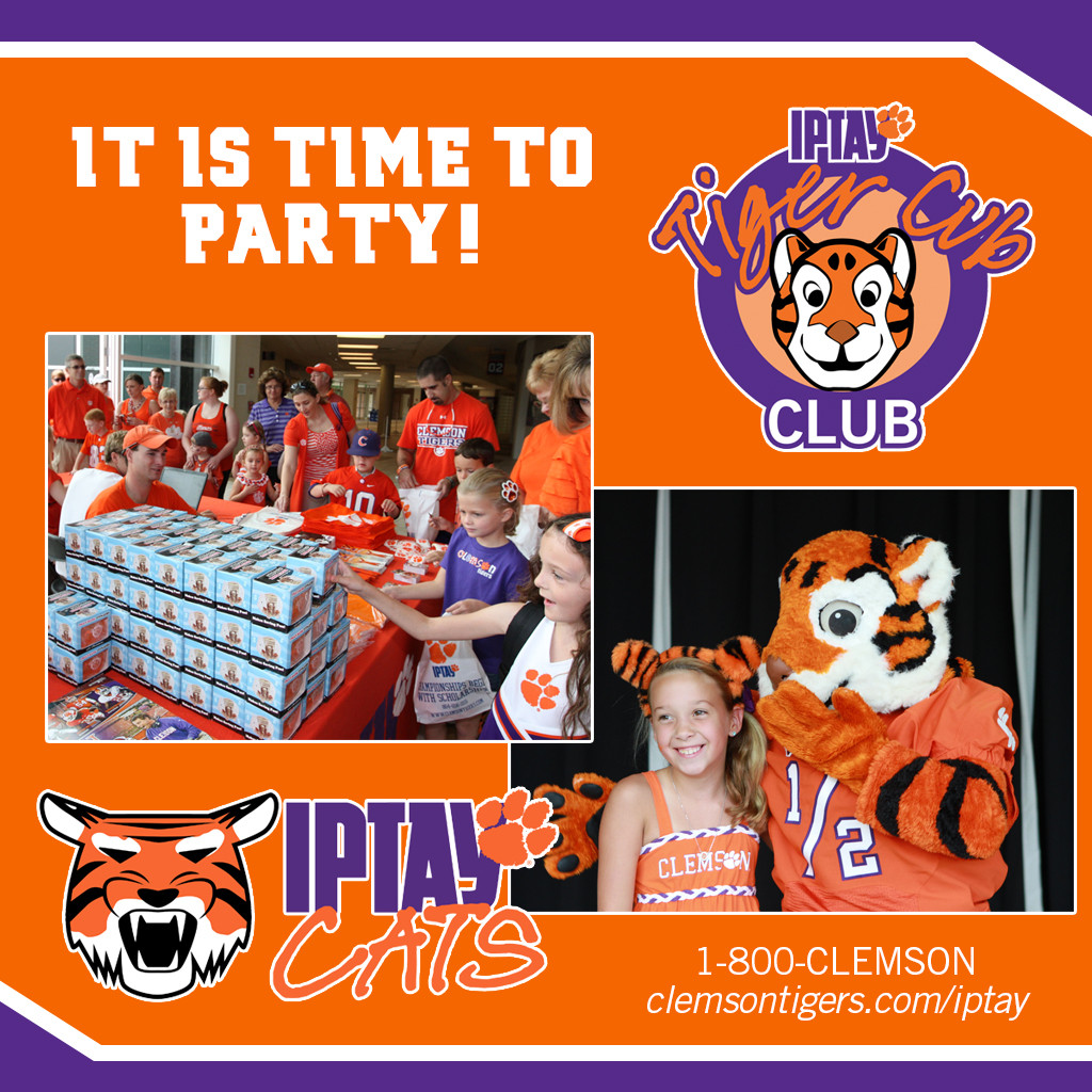 Tiger Cub Birthday Party ? This Saturday