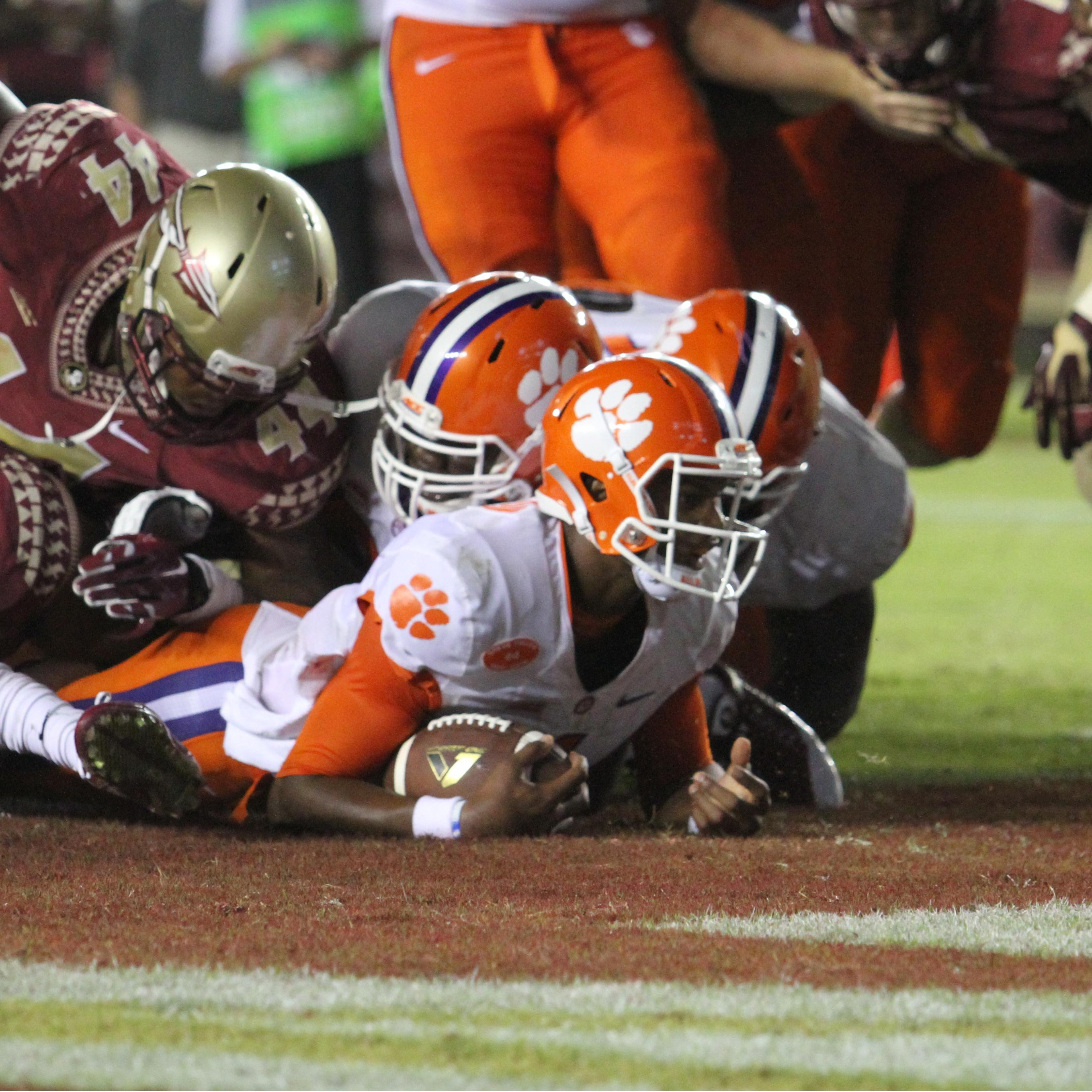 Tigers Fall at No. 1 FSU