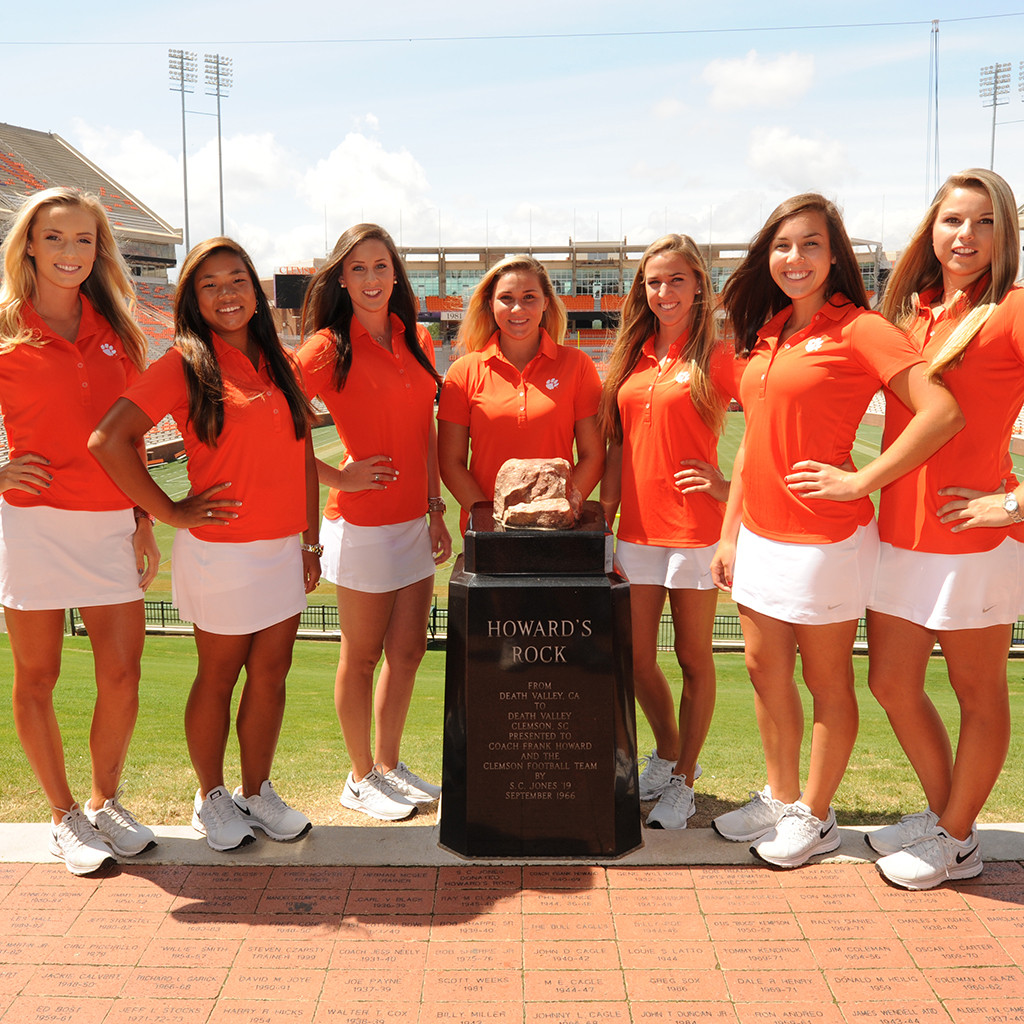 Clemson Women?s Golf Honored for Top 10 Percent APR Score