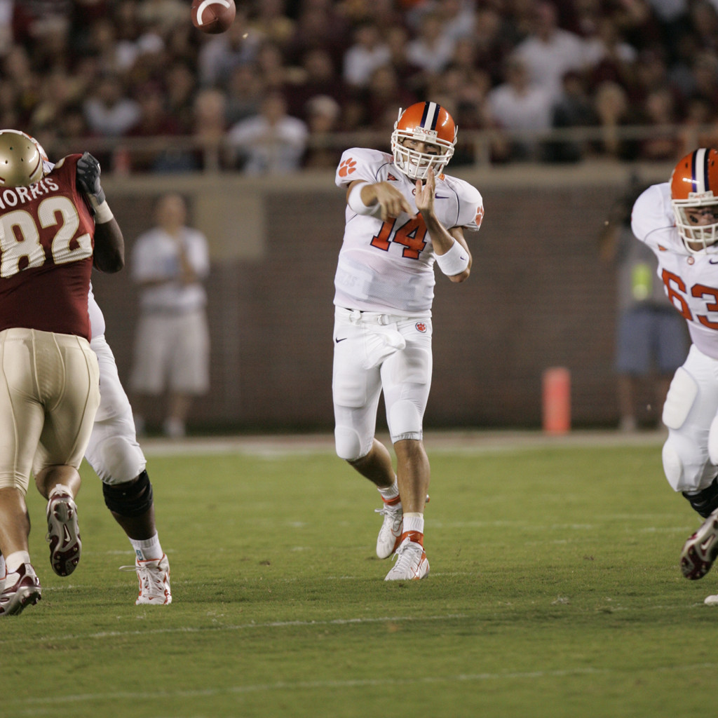 Proctor Revisits ?06 Win at FSU
