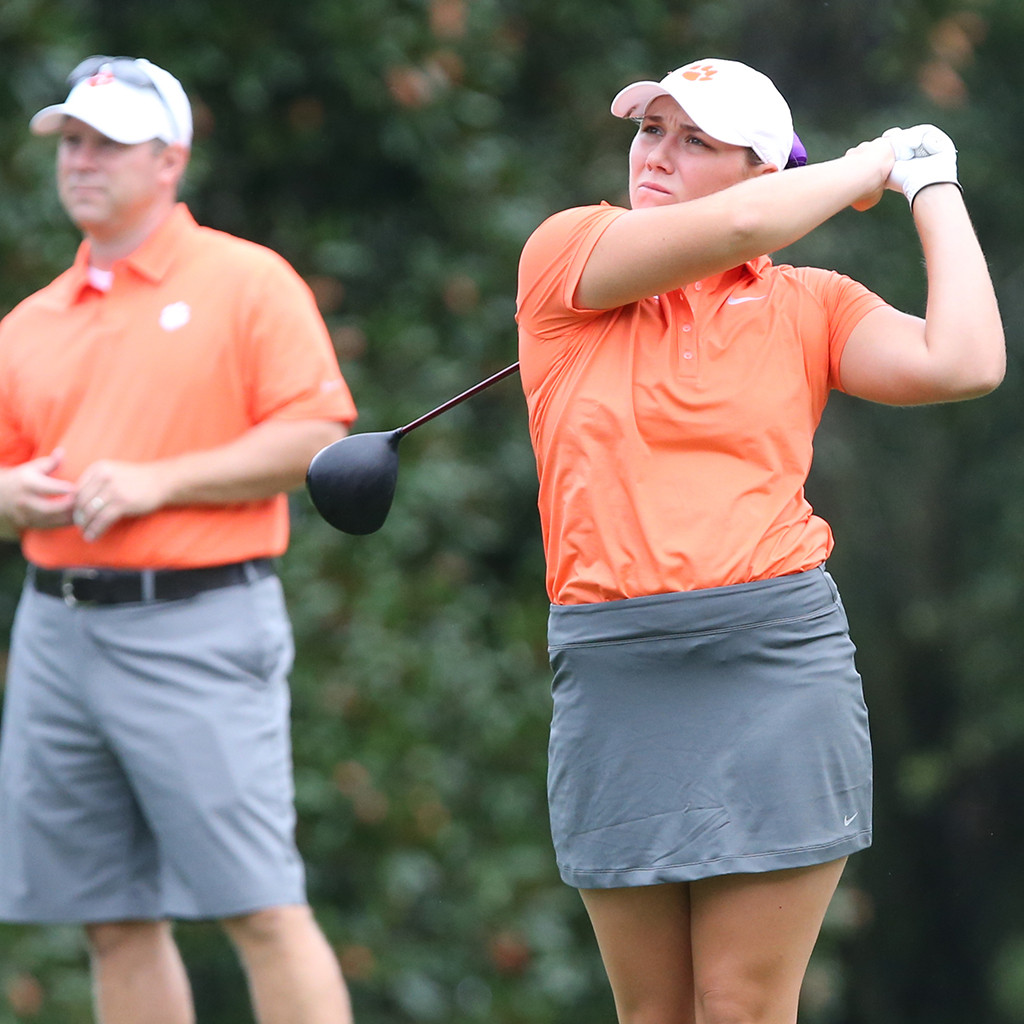 Tigers in 17th Heading into Final Round at Stanford Intercollegiate
