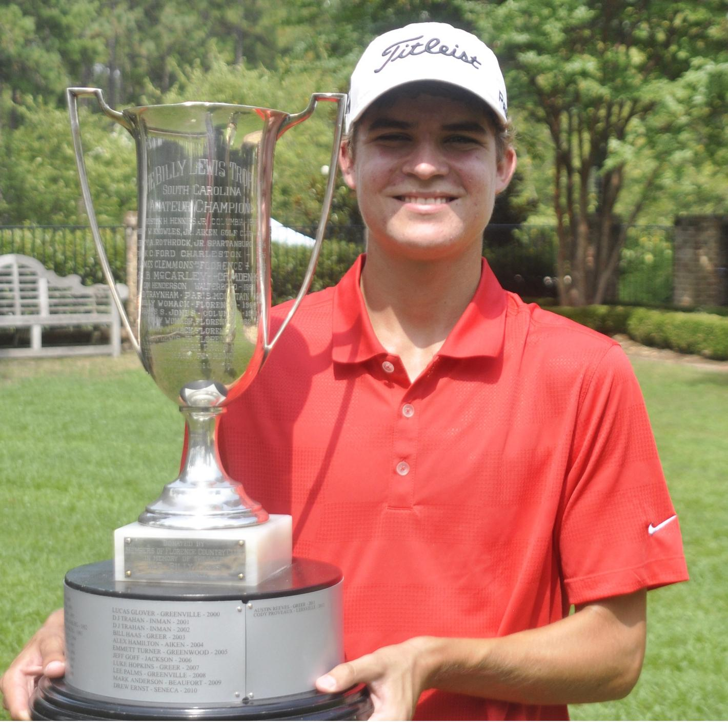 Six Clemson Golfers Make Cut at South Carolina Amateur
