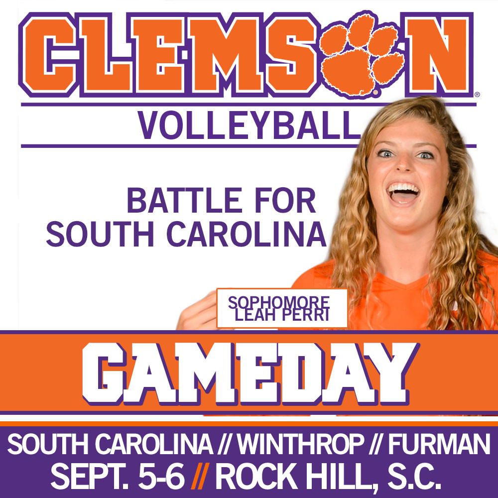 Volleyball Travels to Rock Hill for Battle of South Carolina