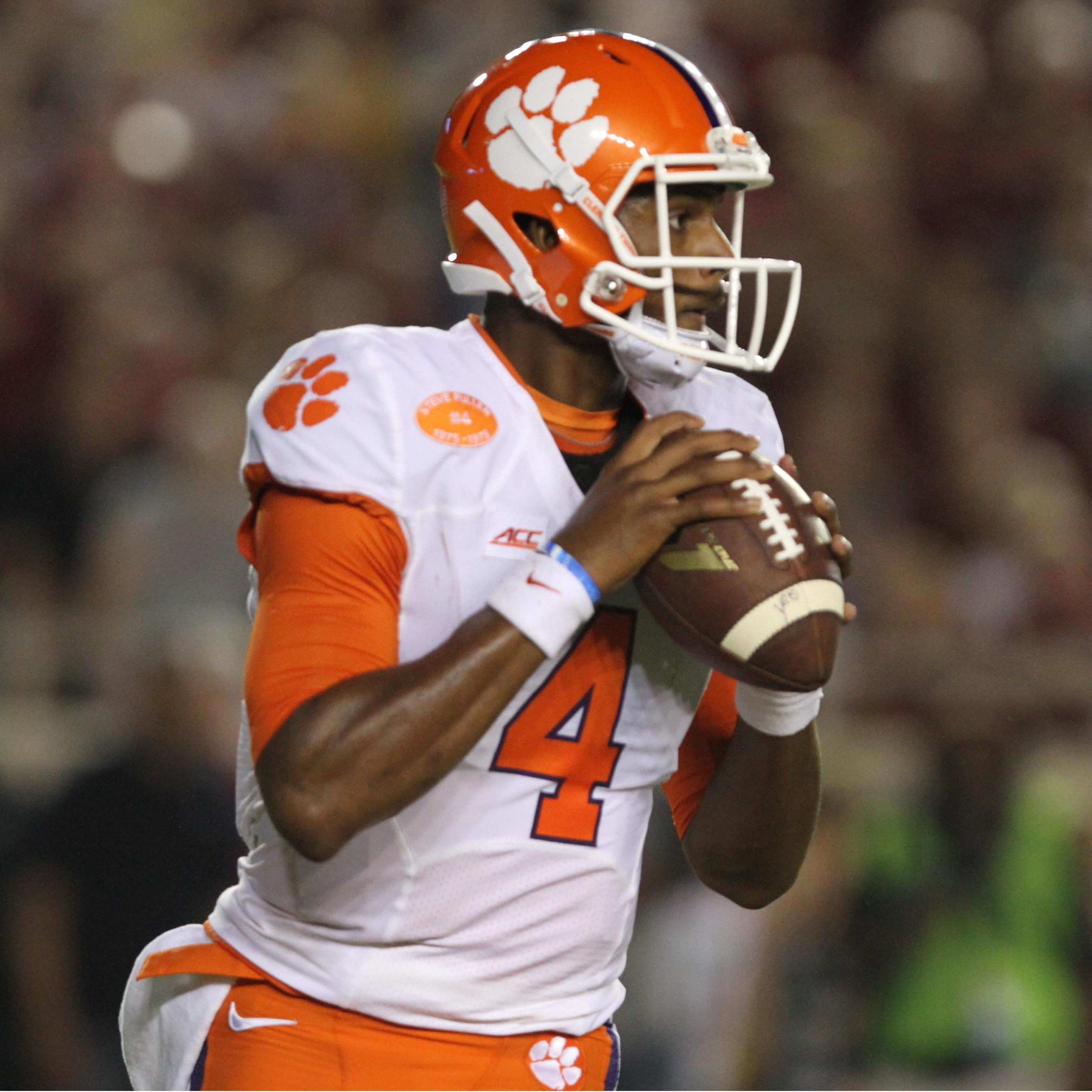 AgSouth Homegrown Athlete of the Week ? Deshaun Watson