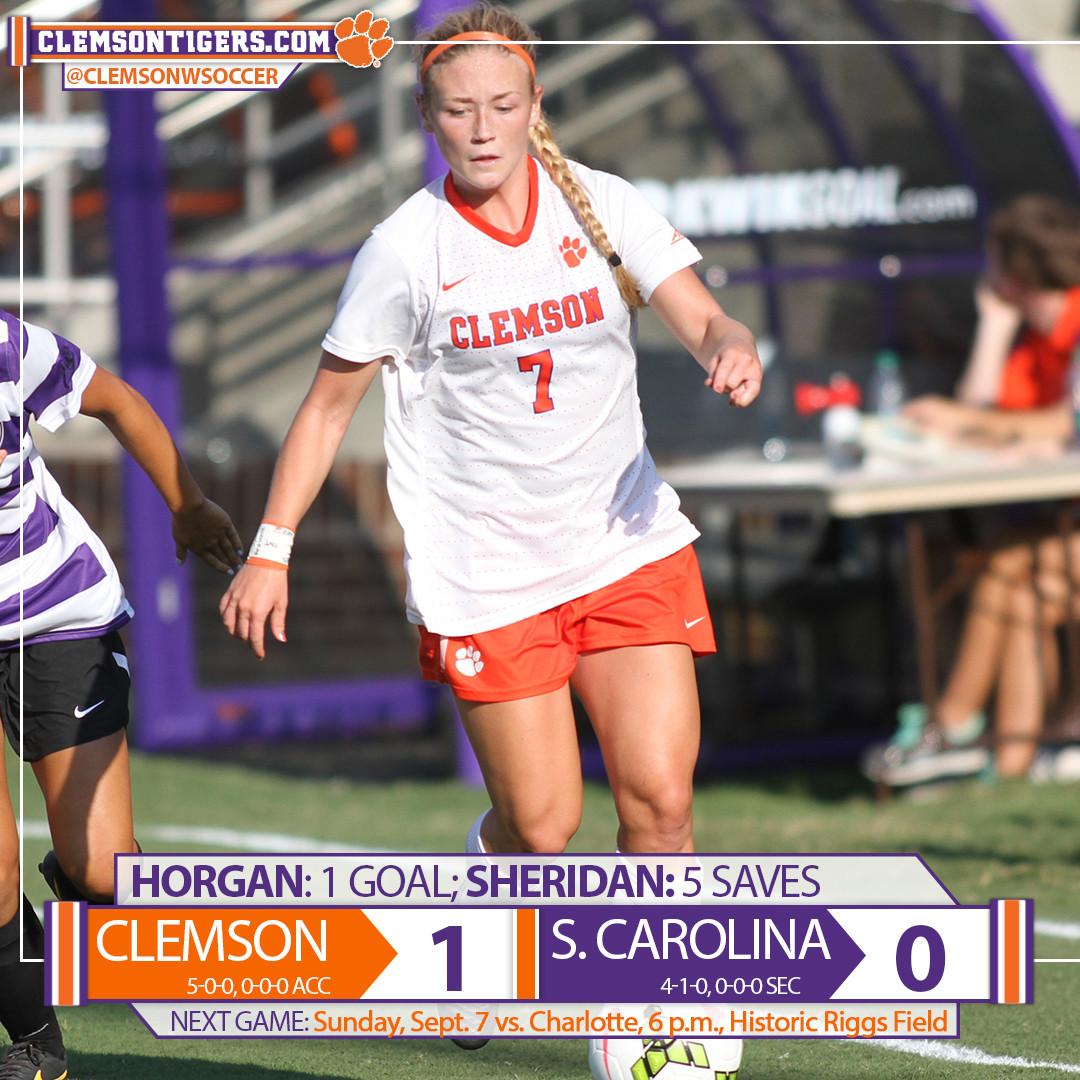 Tigers Upset #9 South Carolina on the Road