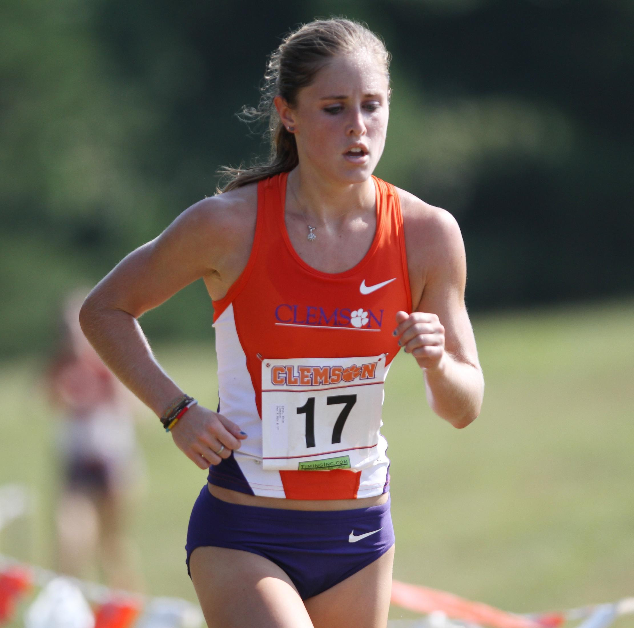 Cross Country Competes at Virginia