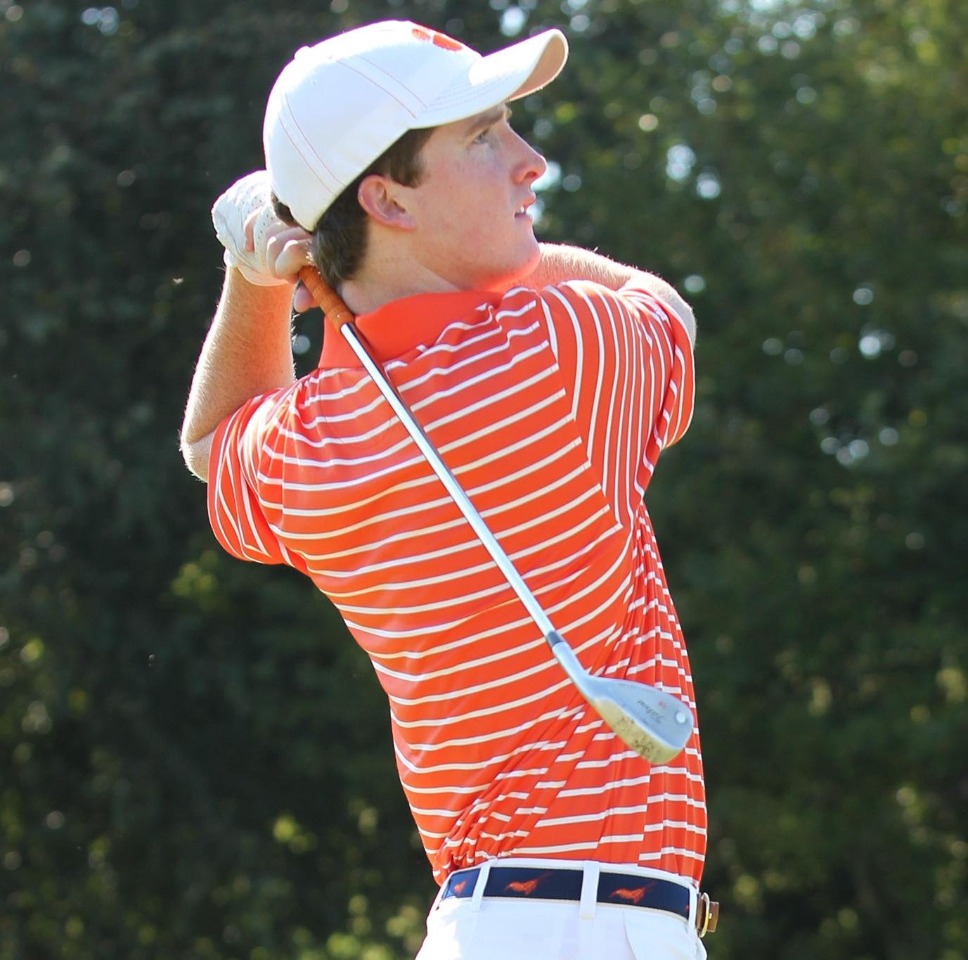 Clemson 10th after 36 Holes at 3M Augusta Invitational