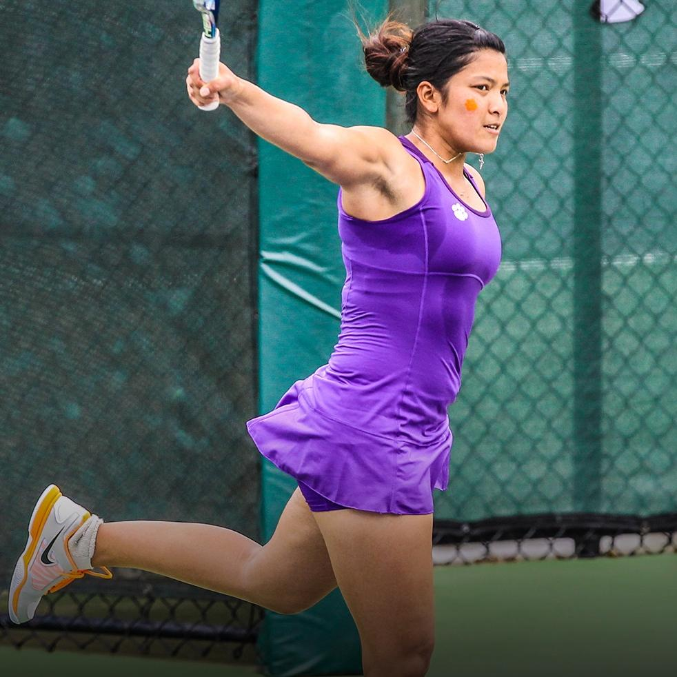 Tigers Conclude Play at Furman Fall Classic